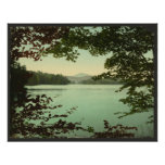 Upper Loon Lake, Adirondacks, New York Poster