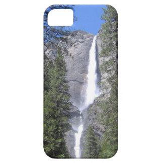 Upper Lower Yosemite Falls Daytime iPhone 5 Case