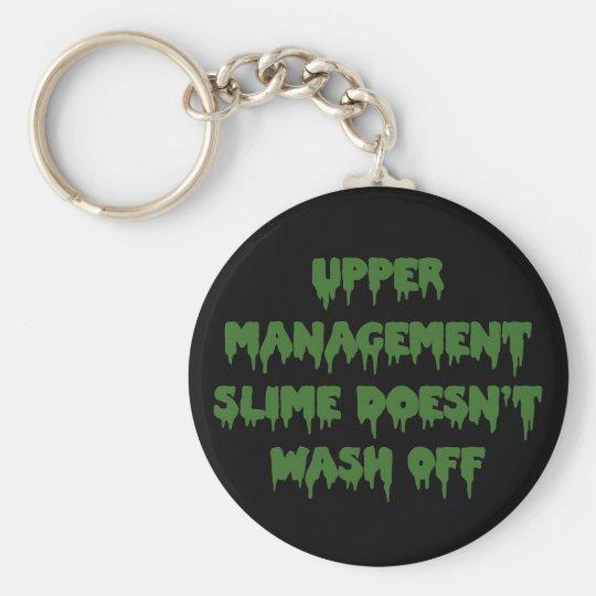Upper Management Keychain