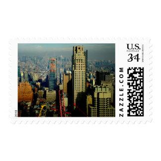 Upper Manhattan Postage