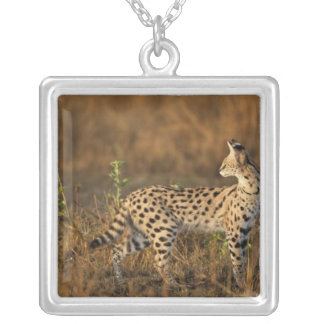 Upper Mara, Masai Mara Game Reserve, Kenya, Personalized Necklace