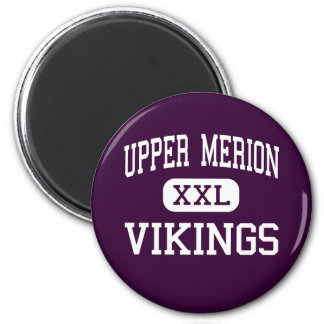Upper Merion - Vikings - Area - King Of Prussia Magnet