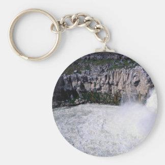 Upper Mesa Falls, Idaho, U.S.A. Key Chains