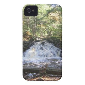 Upper Michigan Waterfall iPhone 4/4S Case