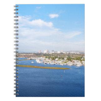 Upper Newport Bay - Back Bay Notebook
