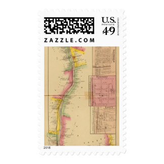 Upper Ohio River and Valley 10 Stamp