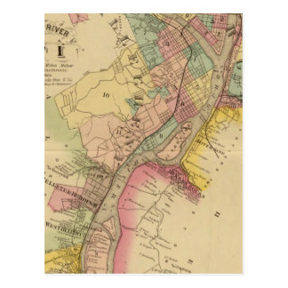 Upper Ohio River and Valley 10 Postcard