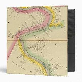 Upper Ohio River and Valley 11 3 Ring Binders