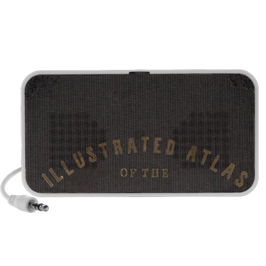 Upper Ohio River and Valley 11 Portable Speaker