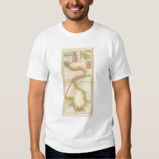 Upper Ohio River and Valley 11 T Shirt