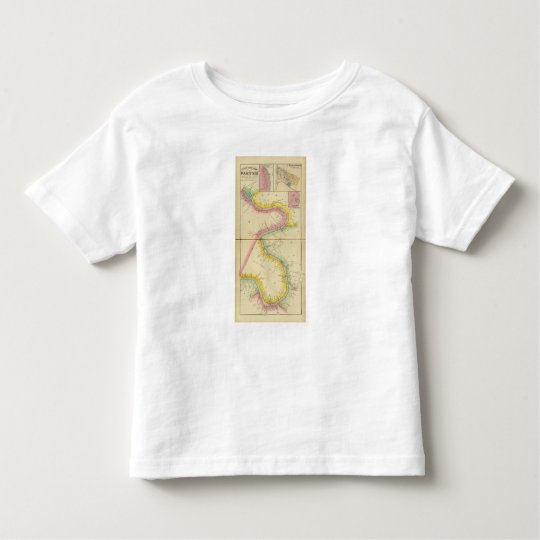 Upper Ohio River and Valley 11 Toddler T-shirt