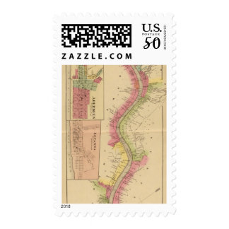 Upper Ohio River and Valley 2 Postage