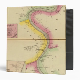 Upper Ohio River and Valley 3 3 Ring Binder