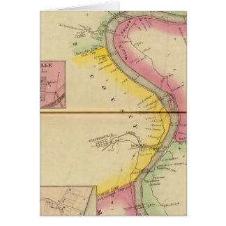 Upper Ohio River and Valley 3 Card