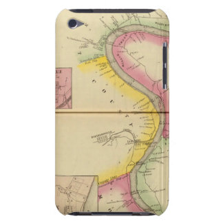 Upper Ohio River and Valley 3 iPod Case-Mate Case