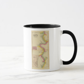 Upper Ohio River and Valley 3 Mug