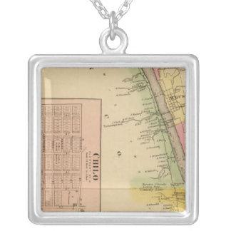 Upper Ohio River and Valley 4 Custom Jewelry