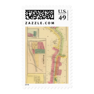 Upper Ohio River and Valley 4 Stamp