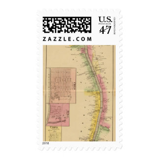 Upper Ohio River and Valley 4 Postage