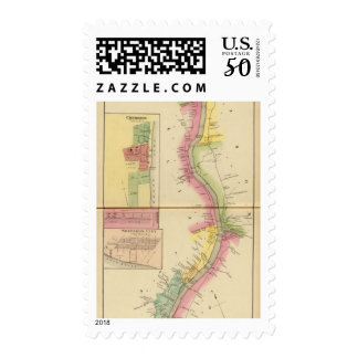 Upper Ohio River and Valley 5 Postage