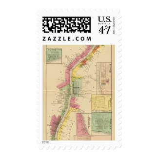 Upper Ohio River and Valley 6 Postage