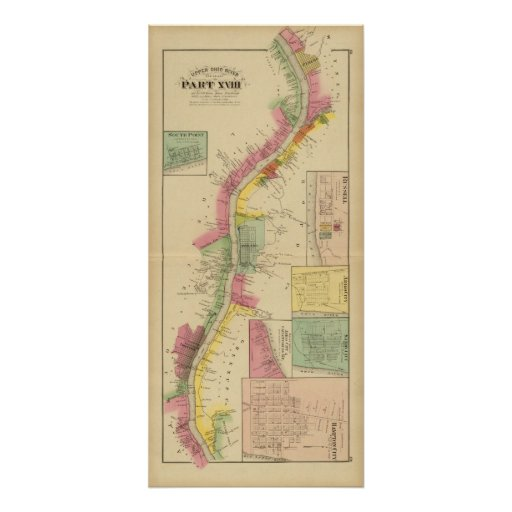 Upper Ohio River and Valley 6 Poster