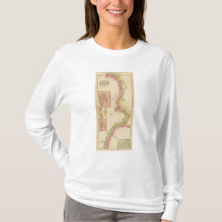 Upper Ohio River and Valley 6 T-Shirt