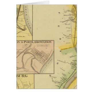 Upper Ohio River and Valley 7 Greeting Card