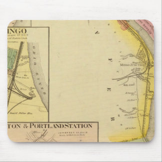 Upper Ohio River and Valley 7 Mouse Pad