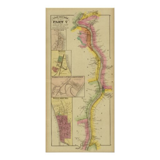Upper Ohio River and Valley 7 Print