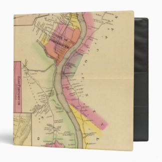 Upper Ohio River and Valley 8 3 Ring Binder