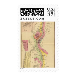 Upper Ohio River and Valley 8 Postage
