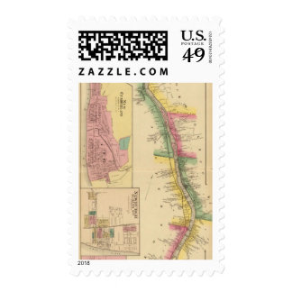 Upper Ohio River and Valley 9 Postage Stamp