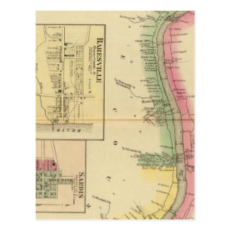Upper Ohio River and Valley part Postcards