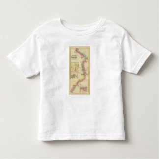 Upper Ohio River and Valley part Toddler T-shirt