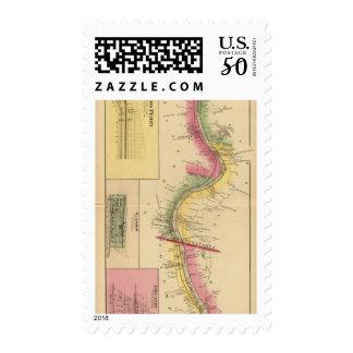 Upper Ohio River Postage