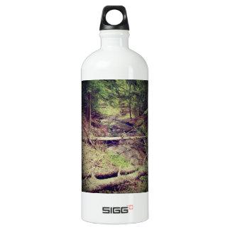 Upper Peninsula Creek Aluminum Water Bottle