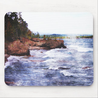 Upper Peninsula Landscape Mouse Pad