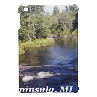 Upper Peninsula River iPad Mini Cover