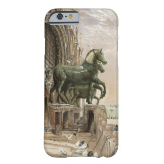 Upper portion of the facade of St. Mark's Church, Barely There iPhone 6 Case