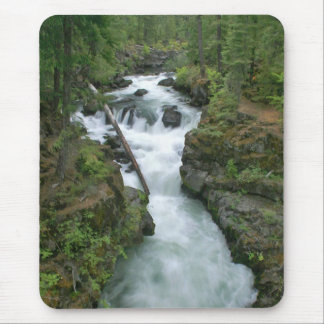 Upper Rogue Gorge Mouse Pads
