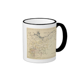 Upper Saxony 2 Coffee Mugs