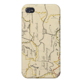 Upper Saxony 2 iPhone 4 Cover