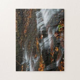 Upper Soco Falls Puzzle