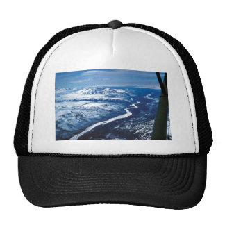 Upper Susitna River - Aerial View Hat