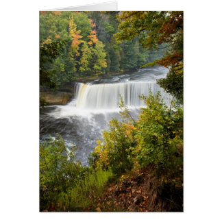 Upper Tahquamenon Falls Card