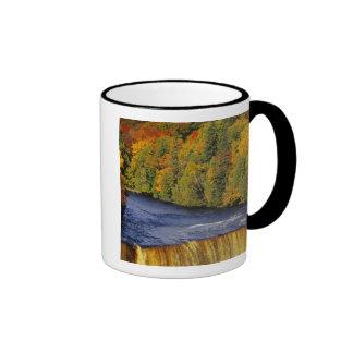 Upper Tahquamenon Falls in UP Michigan in Ringer Mug