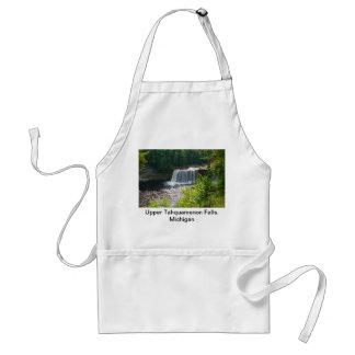 Upper Tahquamenon Falls, Michigan Adult Apron