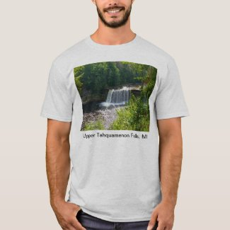 Upper Tahquamenon Falls, Michigan shirt