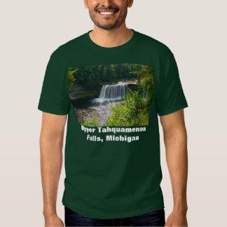 Upper Tahquamenon Falls, Michigan Tees